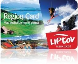 Čo je Liptov Region Card
