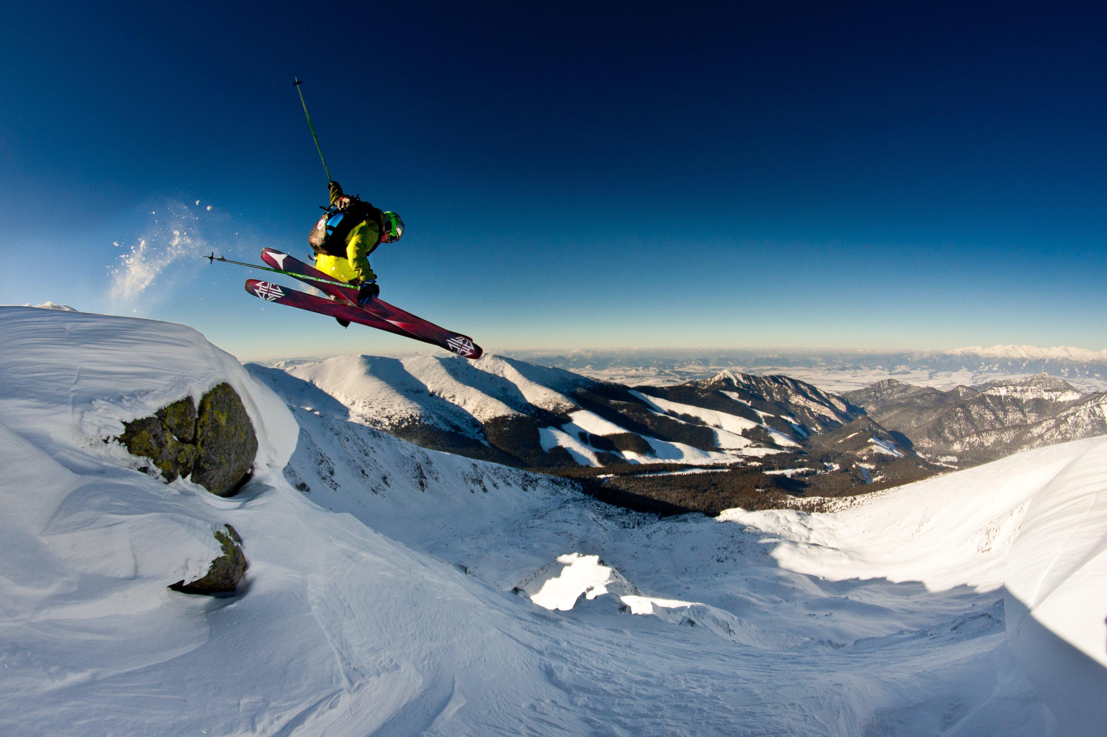 lyžiarske strediska