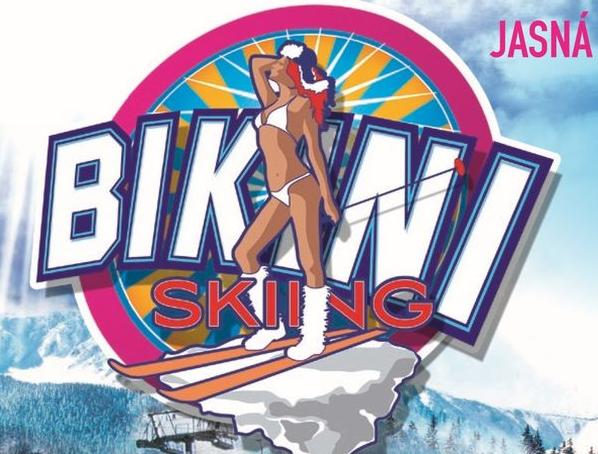 Bikini skiing 2016