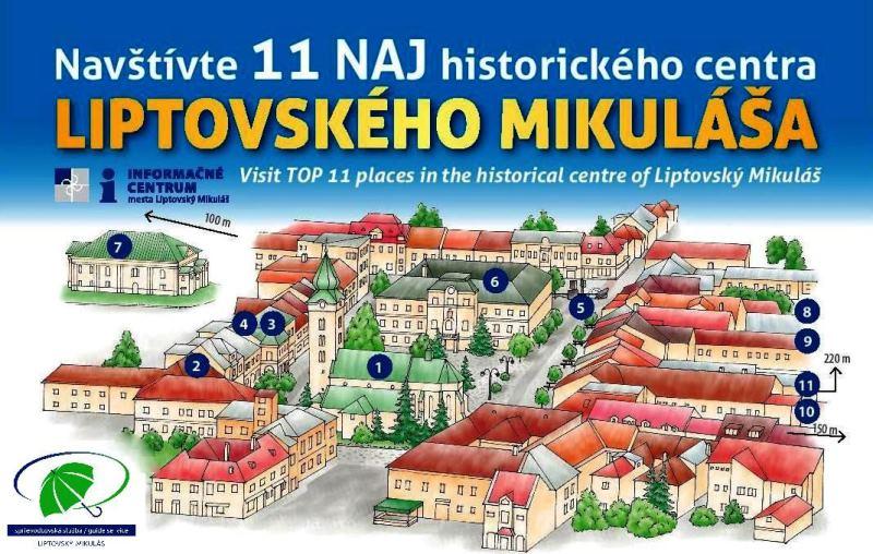 11 NAJ Liptovského Mikuláša