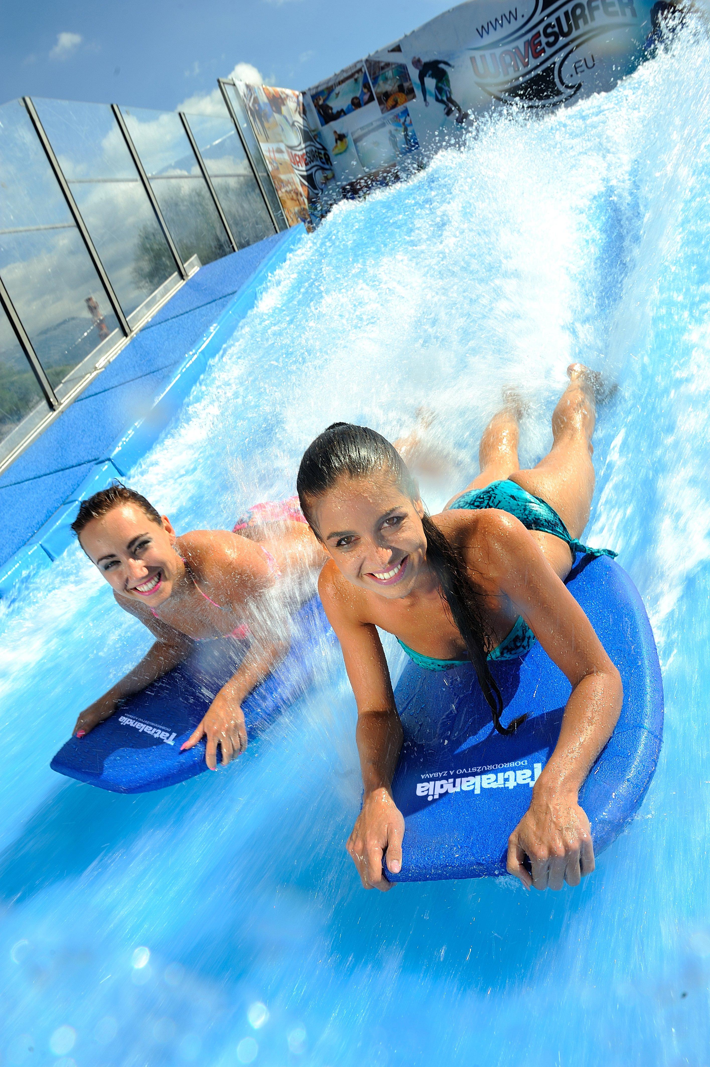 Aquaparky na LiptOVE <3