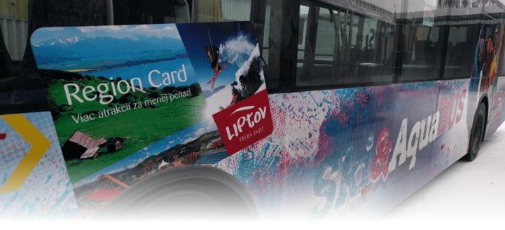 SKi & Aqua bus