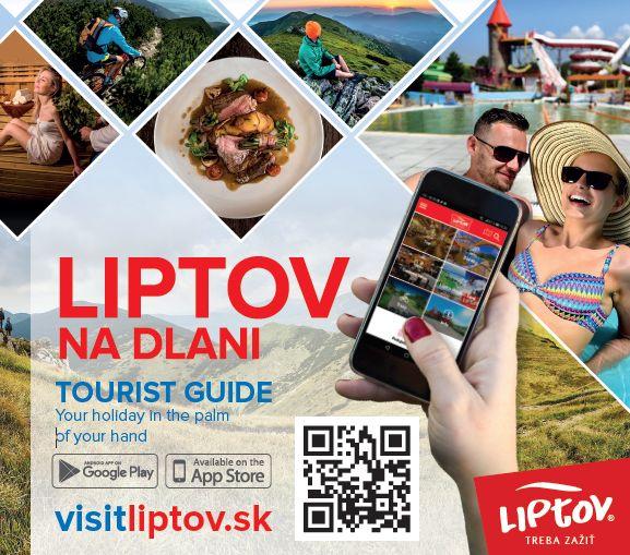 Liptov na Dlani - Mobilna aplikacia