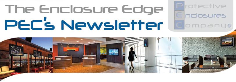 Pec S The Enclosure Edge Tv Enclosure Newsletter September
