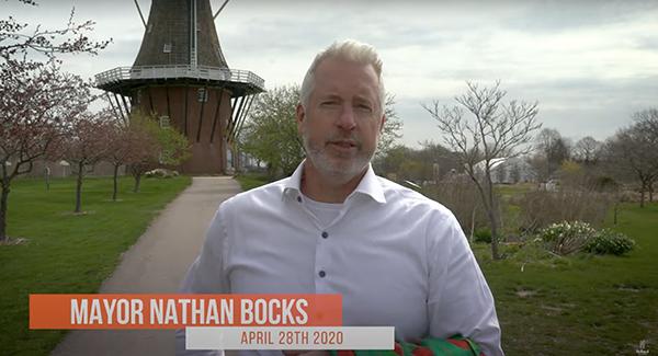 Mayor Bocks Update Video