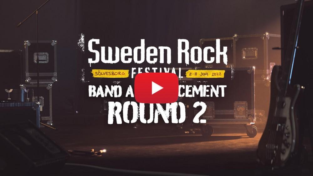 Sweden Rock: UPDATE TICKET ON SALE & MAJORITY OF ACTS FOR 2022 NOW CONFIRMED! 1