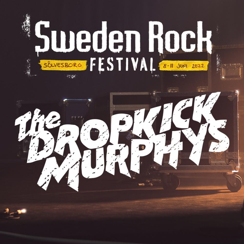 Sweden Rock 2022: Dropkick Murphys confirmed 1