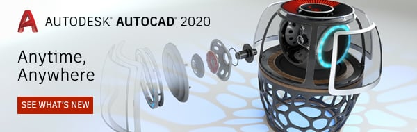 AutoCAD 2020 New Features