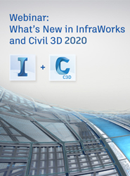 What's New in Civil 3D and InfraWorks