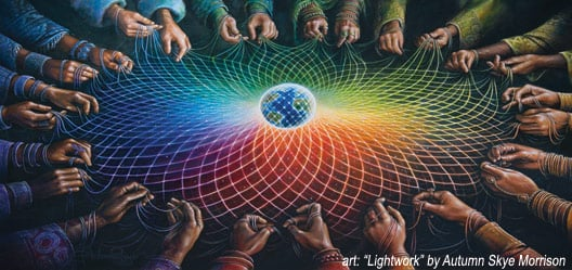 Licht van Transformatie